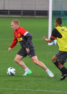 Paul Scholes | by sdhansay