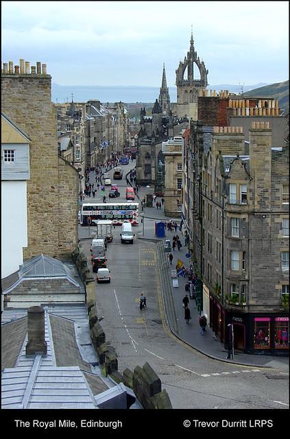 The Royal Mile, Edinburgh DSC00668