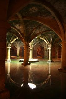 El Jadida, Morocco. Portuguese Cistern