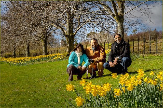 Arran - Brodick Castle Grounds