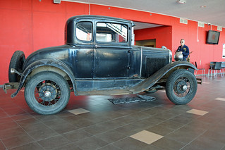 1931 Ford A Coupe