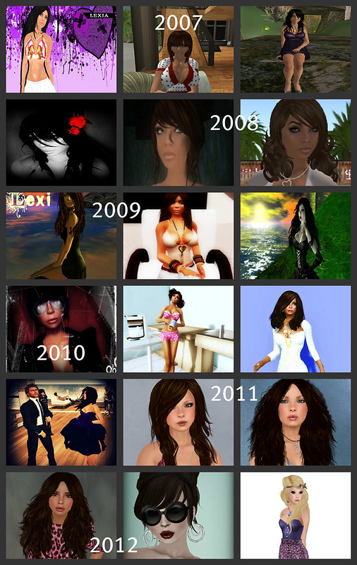 Evolution of Lexia Barzane