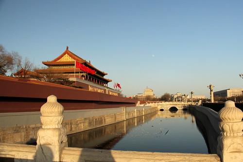 Cidade Proibida em Beijing - China, Mar2012   by Ana Paula Hirama