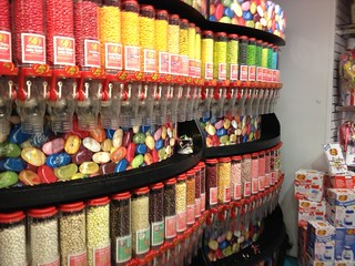 Wall of Jelly Beans | by pbur