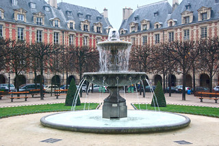 Place des Vosges | by john weiss
