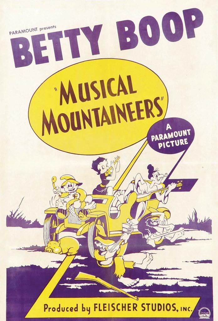 MAX FLEISCHER | MAX FLEISCHER Betty Boop Max Fleischer (July