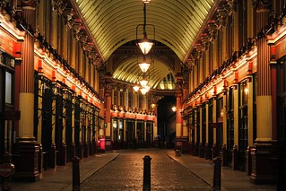 Leadenhall Market | by akarakoc