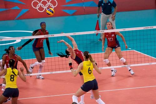 USA vs Brazil (Final Score 3-1) | by p_a_h