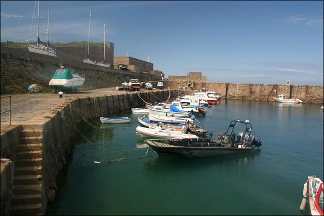 Braye Harbour, Alderney