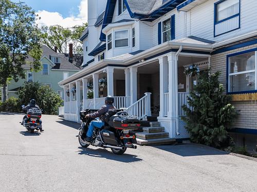 novascotia sydney july motorcycles newfoundlandtrip