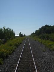 日, 2012-07-29 15:30 - ケベック行き電車から