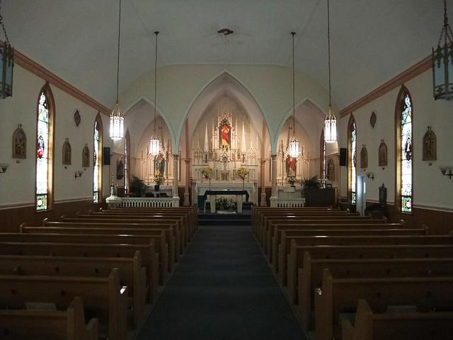 Sacred Heart Catholic Church, Goodrich, IL