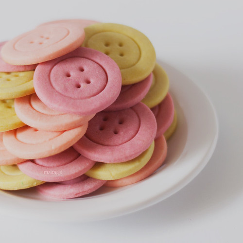 Button Cookies | by maira.gall