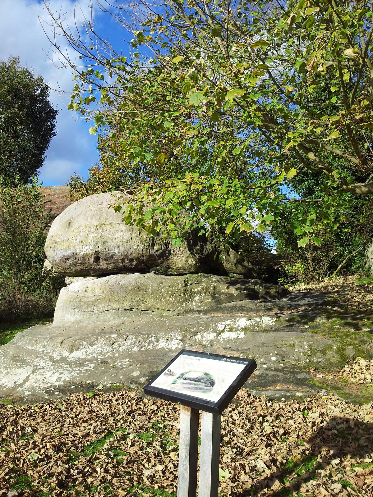 Chiding Stone