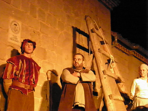 El judici- XIII Fira de les Bruixes