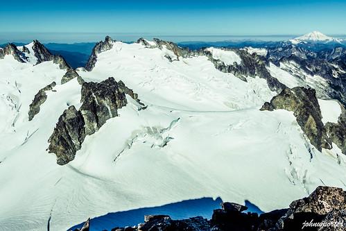 Dorado Needle from Klawatti Peak | by johnwporter