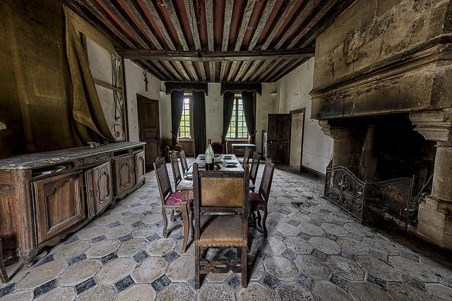 Urbex Chateau Fachos  09/2015
