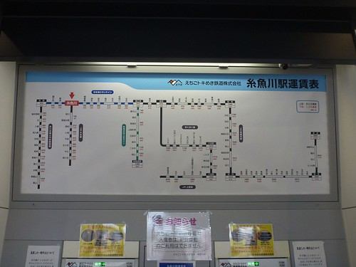 ETR Itoigawa Station | by Kzaral