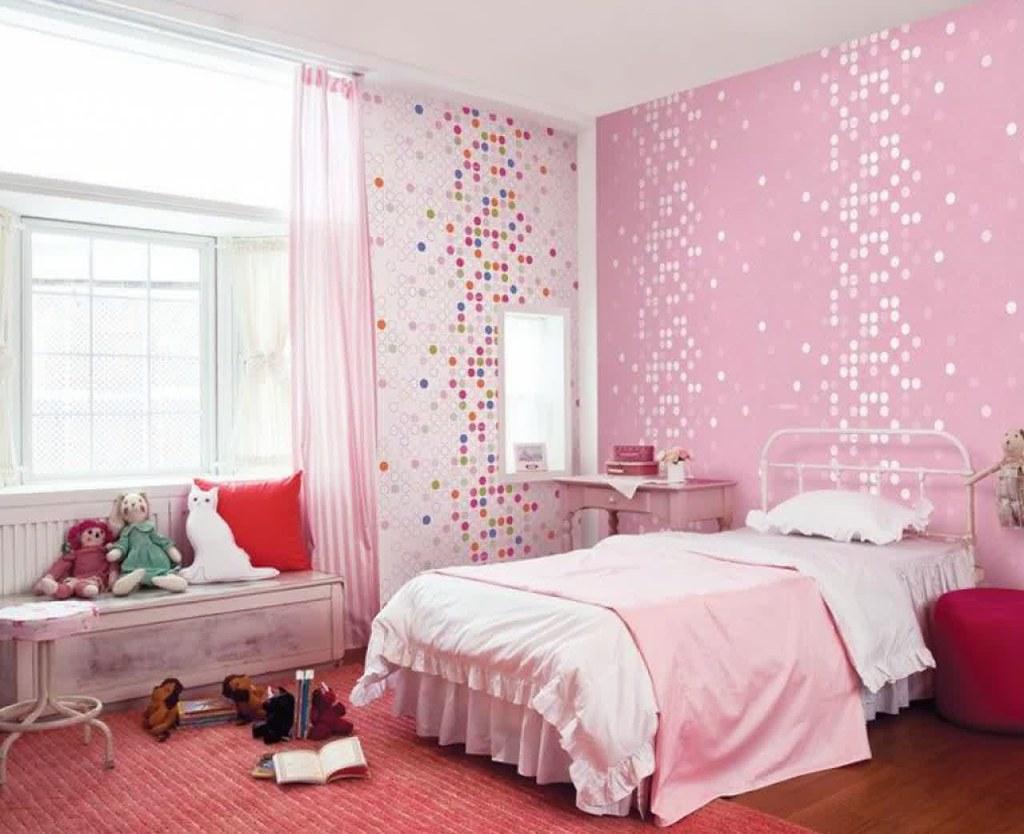 Tips of Girly Room Decor