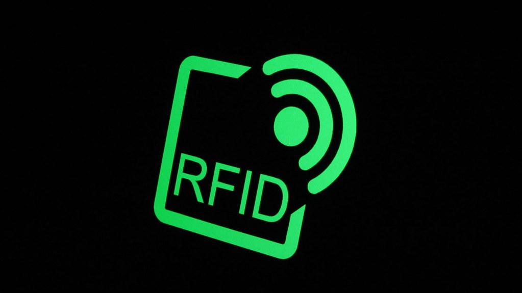 RFID based door lock system