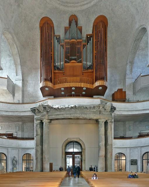 Die größte Kirchenorgel Dresdens