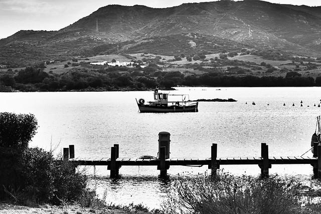 Sardegna, Cala Finanza d'inverno