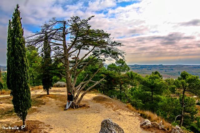 Les enserunes Entre Aude et Hérault...Languedoc Roussillon France