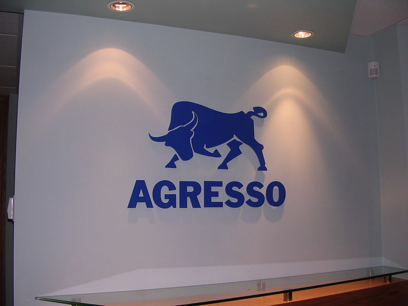 Agresso Reception