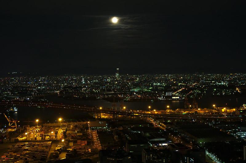 Dock du port d'Osaka