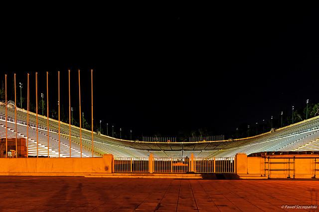 Historic Olimpic Stadium