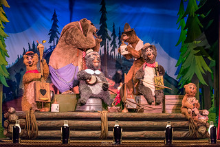 The Country Bear Bear Band Bears Now in High Definition