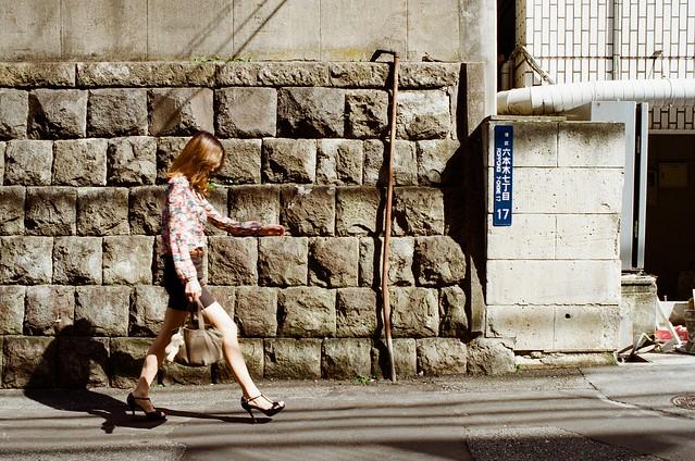 六本木七丁目 東京 Tokyo