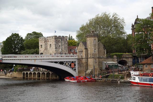 York Ouse river