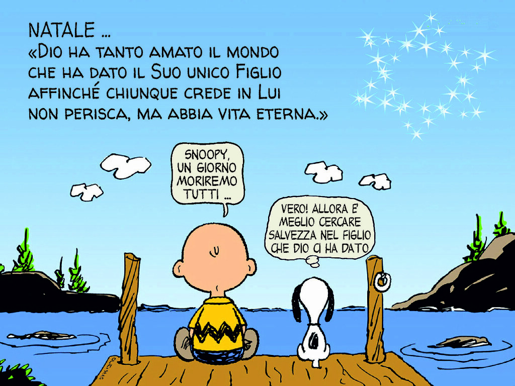 Immagini Natale Snoopy.Natale Charlie Brown Snoopy Moriremo Tutti Cercare Sa Flickr