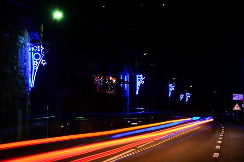 Romégier (Pont-de-Labeaume), illuminations 2014 | by EclairagePublic.eu