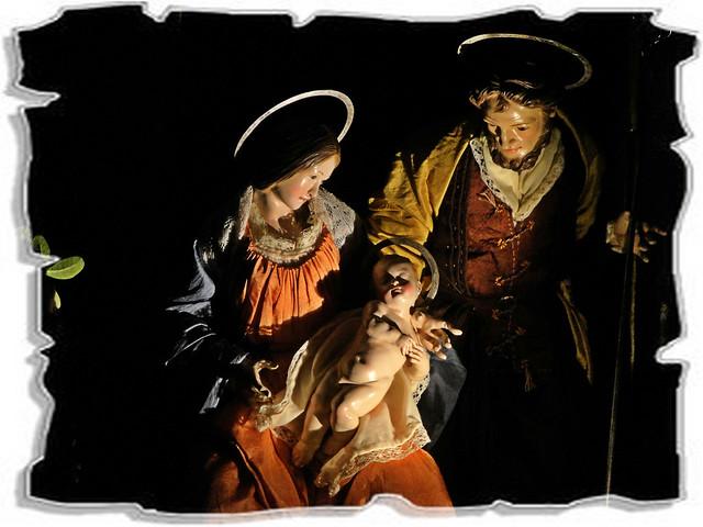 La Sacra Famiglia - Oratorio dei Neri