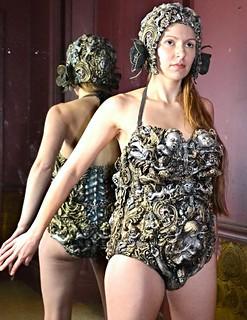 wearable sculpture fine art fasion