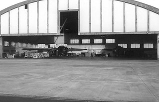 1970 RNZAF Bristol Freighters at Whenuapai, Auckland