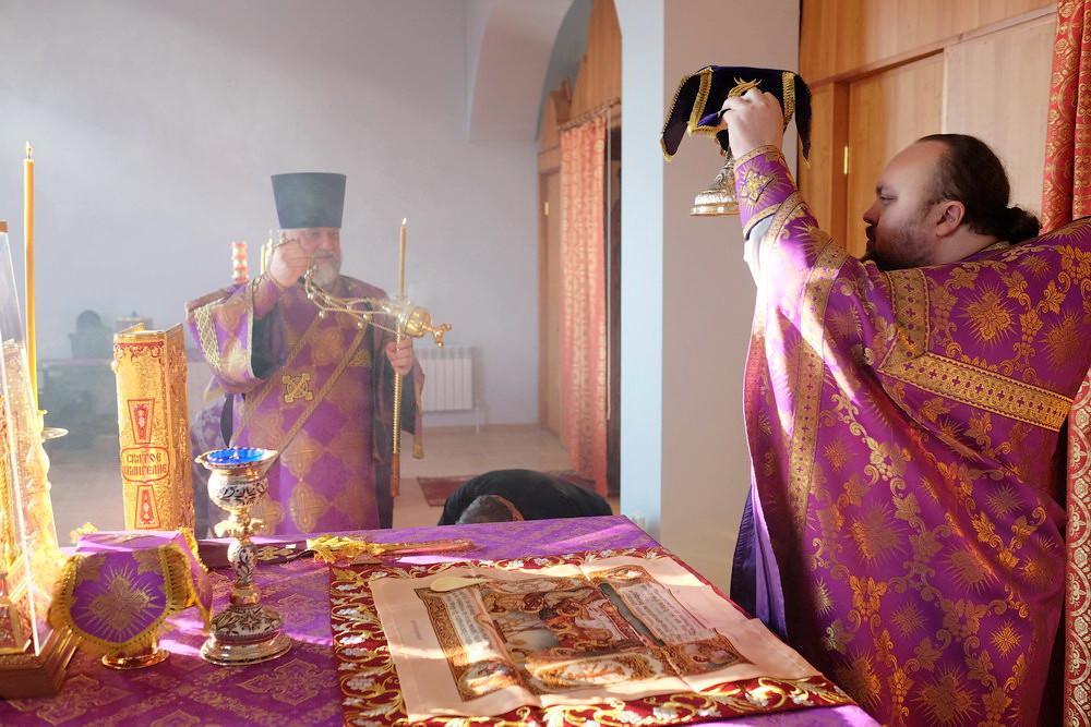 Поздравление с престольным праздником прихожан