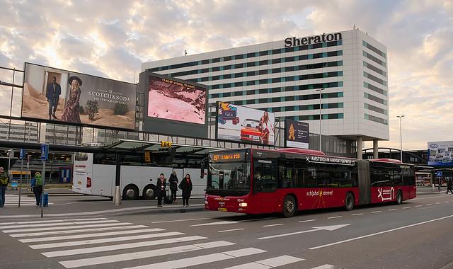 Connexxion 9244 - Schiphol Amsterdam Airport
