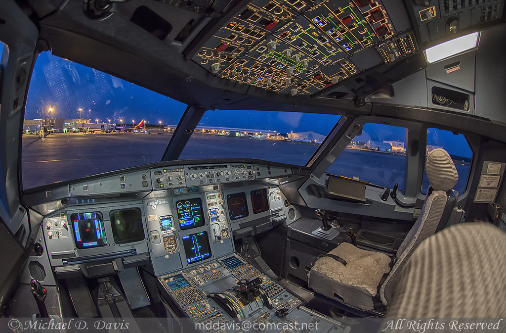 Armoured Vehicles Latin America ⁓ These Airbus A320 Cockpit