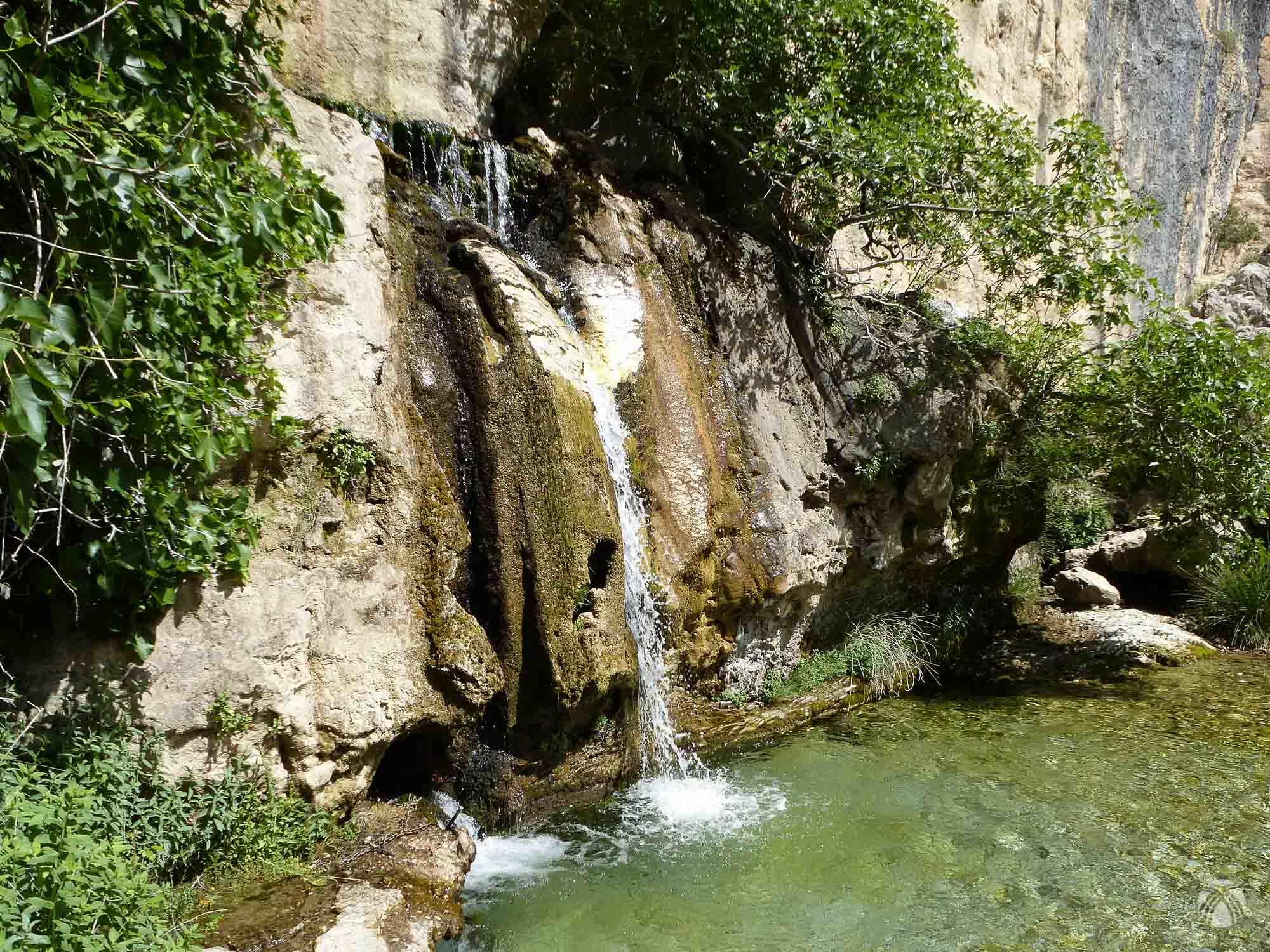 Cascada de la Magdalena