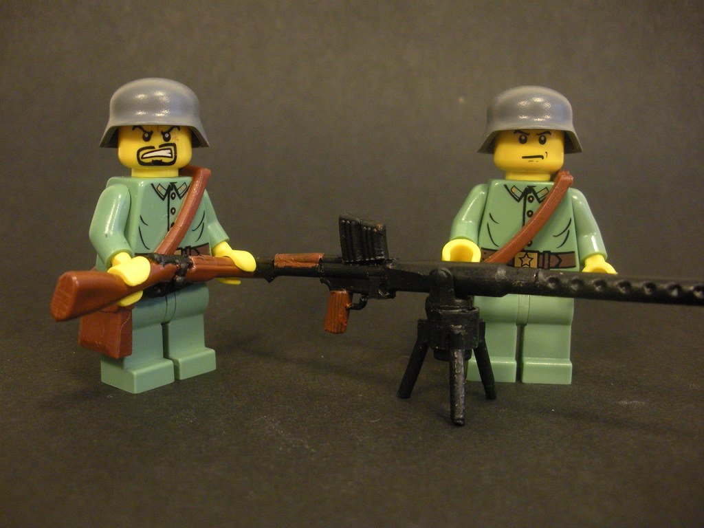 Finnish Soldiers | My two Finnish soldiers  Left has a Mosin