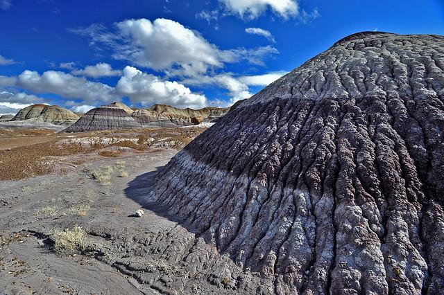 Bentonite Badlands