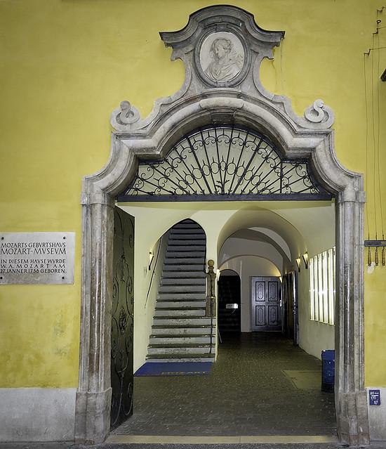 Mozart Home Salzburg