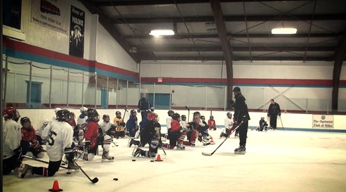Brad Perry coaching a hockey school in Chicago  6 | by Brad Perry