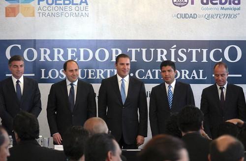 24-07-2012 Presentan RMV y ERP el Corredor Turístico_Los Fuertes-Catedral 2