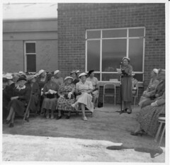 Opening of the Mallala Branch CWA Room 1959