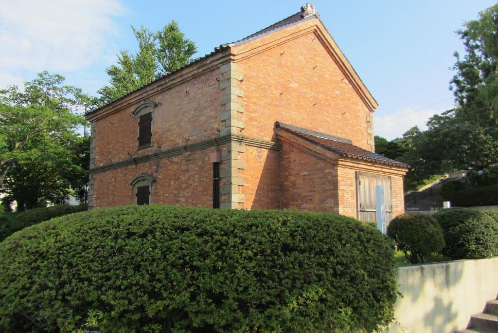 Brick stronghouse (kura), Old Public Hall