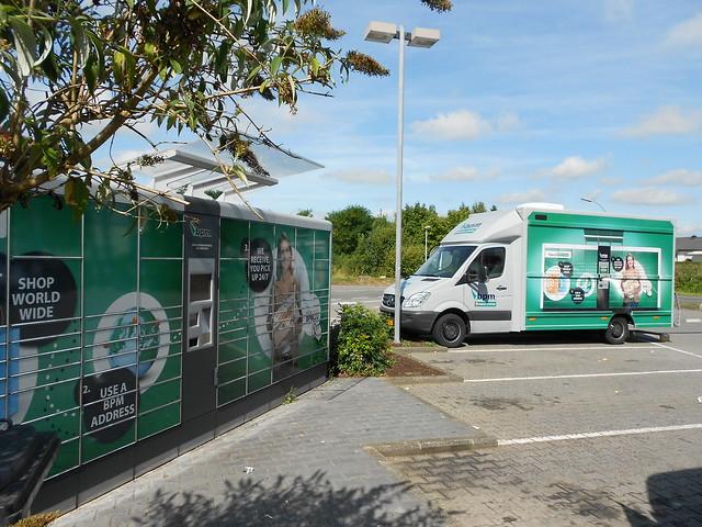 BPM Event Truck - Shoppi Windhof